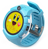 Умные часы детские Smart Baby Watch GW600 (голубой) -