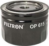 Масляный фильтр Filtron OP615 -