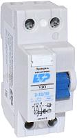 Устройство защитного отключения ETP 2P-32А-30мА (электромеханическое) -