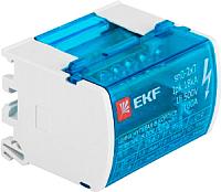 Шина нулевая в корпусе EKF PROxima sn0-2x7 -