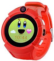 Умные часы детские Smart Baby Watch GW600 (красный) -