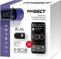 Автосигнализация Pandora PANDECT X-1800 BT -