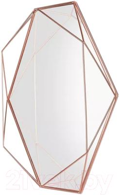 Зеркало Umbra Prisma 358776-880 зеркало umbra prisma 56х43 в раме
