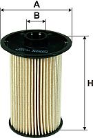 Топливный фильтр Filtron PE815/6 -