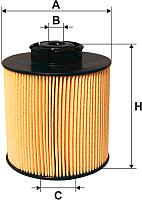 Топливный фильтр Filtron PE935/1 -