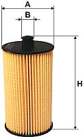 Топливный фильтр Filtron PE973/4 -