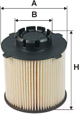 Топливный фильтр Filtron PE982/1
