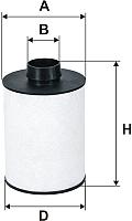 Топливный фильтр Filtron PE982 -
