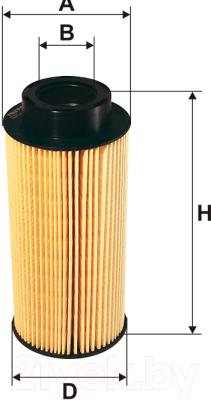 Топливный фильтр Filtron PE983