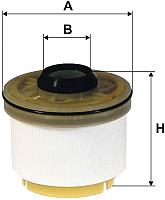 Топливный фильтр Filtron PE992 -