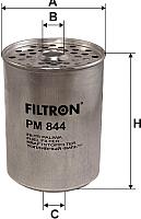 Топливный фильтр Filtron PM844 -