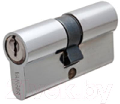 Цилиндровый механизм замка VELA 60 ключ-ключ