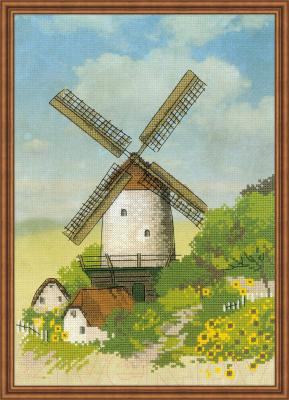 Набор для вышивания Риолис Мельница / РТ-0045