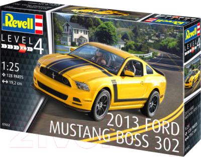 Сборная модель Revell Автомобиль 2013 Ford Mustang Boss 302 1:25 / 7652