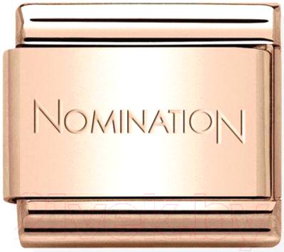 Звено для браслета NominatioN Classic Rose 030091/011