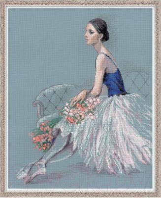Набор для вышивания Риолис Балерина / 100/054
