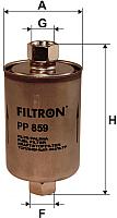 Топливный фильтр Filtron PP859 -