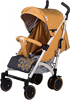 Детская прогулочная коляска Babyhit Rainbow LT (Honey Gold) -