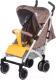 Детская прогулочная коляска Babyhit Rainbow LT (Yellow Grey) -