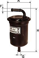 Топливный фильтр Filtron PP887 -