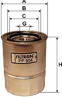 Топливный фильтр Filtron PP904 -