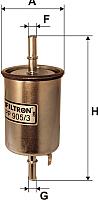 Топливный фильтр Filtron PP905/3 -