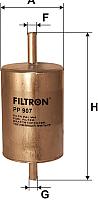 Топливный фильтр Filtron PP907 -