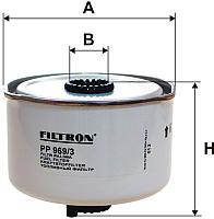Топливный фильтр Filtron PP969/3 -