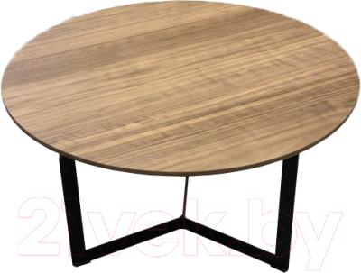 Журнальный столик Modena Радиус-Лайн круглый / SMK650S/O/B