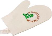 Рукавица для бани Банные Штучки С легким паром! (41043) -