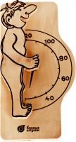 Термометр для бани Банные Штучки Банщик (18006) -