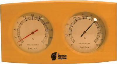 Термогигрометр для бани Банные Штучки 18024