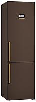Холодильник с морозильником Bosch KGN39AD3OR -