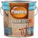 Лак Pinotex Lacker Aqua 70 5254084 (1л, глянцевый) -