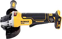 Профессиональная угловая шлифмашина DeWalt DCG406N-XJ -