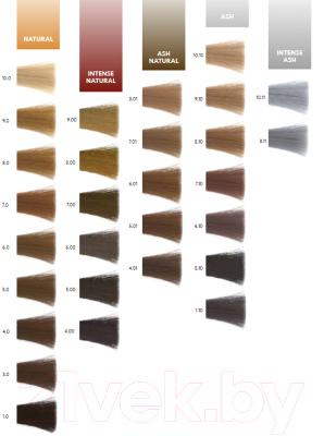 Крем-краска для волос Kaaral Baco 6.10 (темный пепельный блондин)