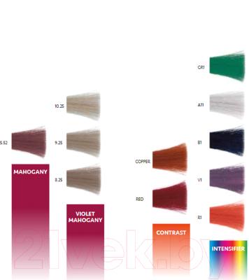 Крем-краска для волос Kaaral Baco 4.18 (каштан пепельно-коричневый)