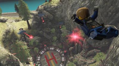 Игра для игровой консоли Sony PlayStation 4 Lego City Undercover