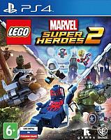 Игра для игровой консоли Sony PlayStation 4 Lego Marvel Super Heroes 2 -