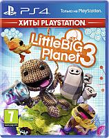 Игра для игровой консоли Sony PlayStation 4 LittleBigPlanet 3 (Хиты PlayStation) -