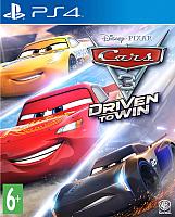 Игра для игровой консоли Sony PlayStation 4 Тачки 3. Навстречу победе -