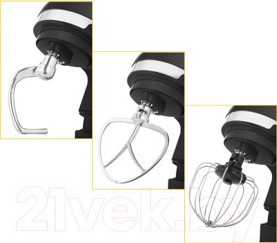 Миксер стационарный Kitfort KT-1337-2 (черный)