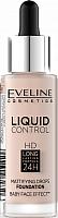 Тональный крем Eveline Cosmetics Liquid Control №005 Ivory инновационный жидкий (32мл) -