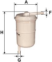 Топливный фильтр Filtron PS847 -