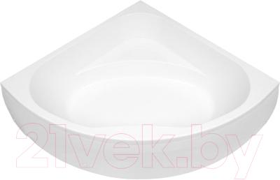 Ванна акриловая Aquanet Vista 150x150