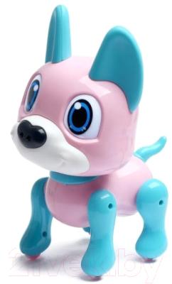 Фото - Интерактивная игрушка Zabiaka Умный щенок / 5417944 интерактивная мягкая игрушка mioshi active весёлый щенок mac0601 006 белый