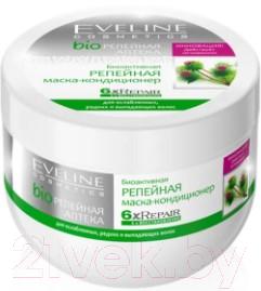 Маска для волос Eveline Cosmetics Bio репейная аптека