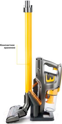Вертикальный пылесос Kitfort KT-534-1 (золото)