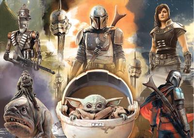 Пазл Trefl Звездные войны. Готовы к борьбе / 13276