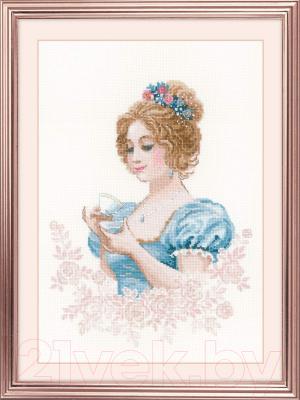 Набор для вышивания Риолис Чайный клуб / 1791